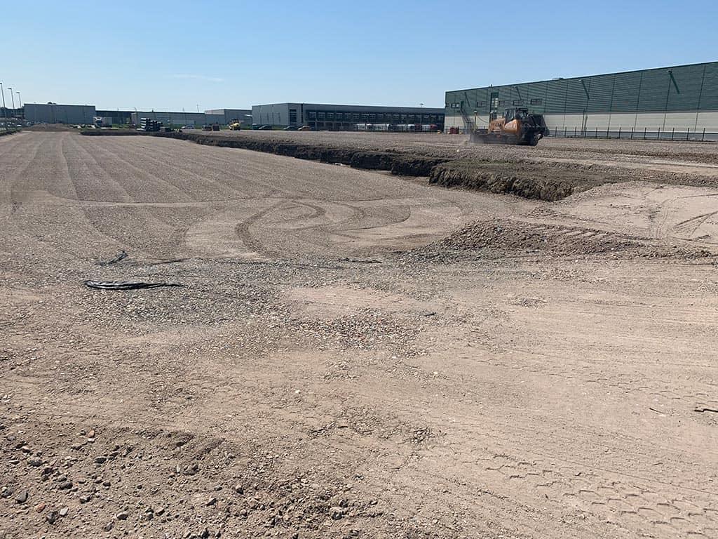 Nieuwbouw Doeleman Logistiek Waddinxveen