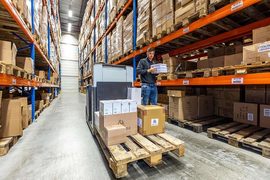 Warehousing Nederland Doeleman Logistiek Waddinxveen