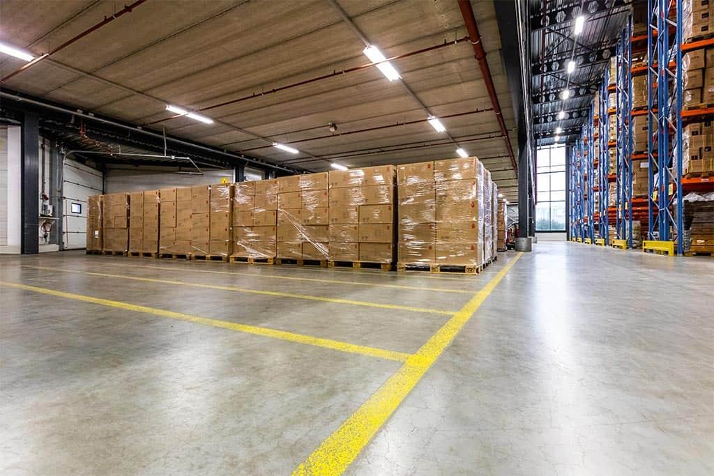 AEO Doeleman Logistiek