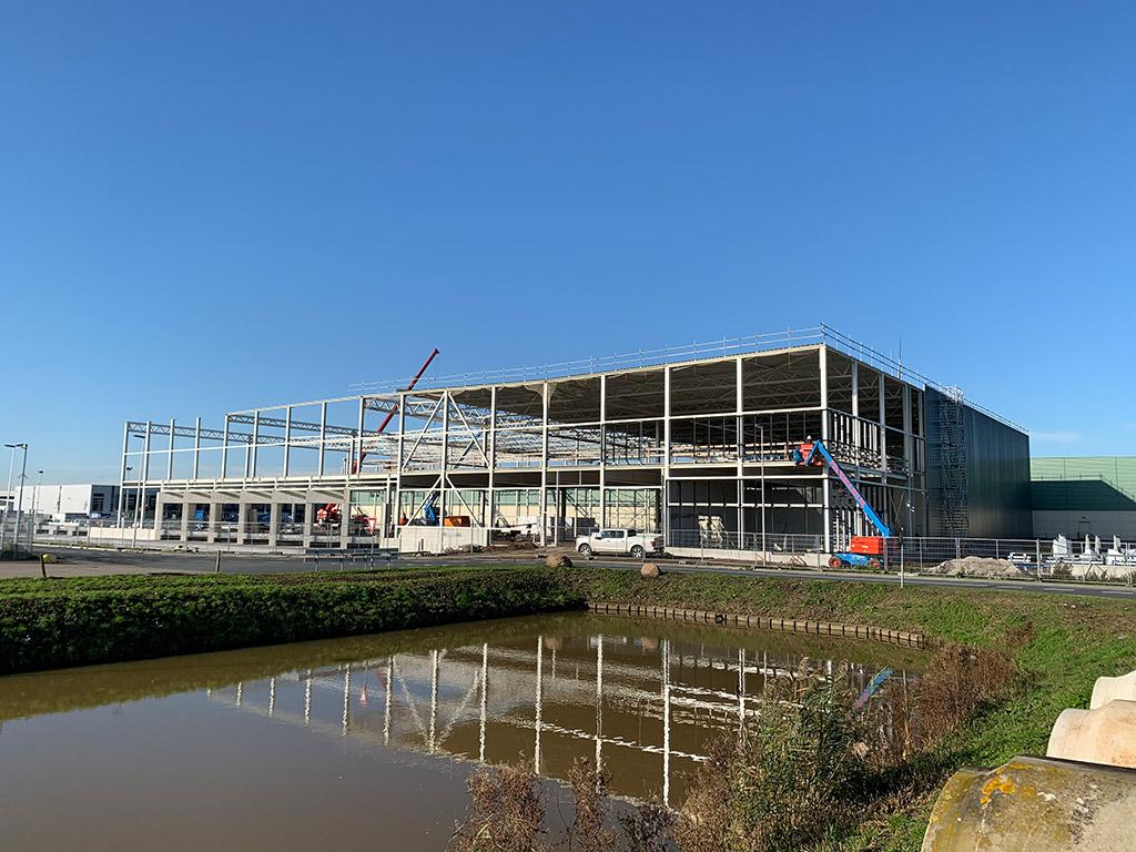 Warehouse Doeleman Waddinxveen Netherlands