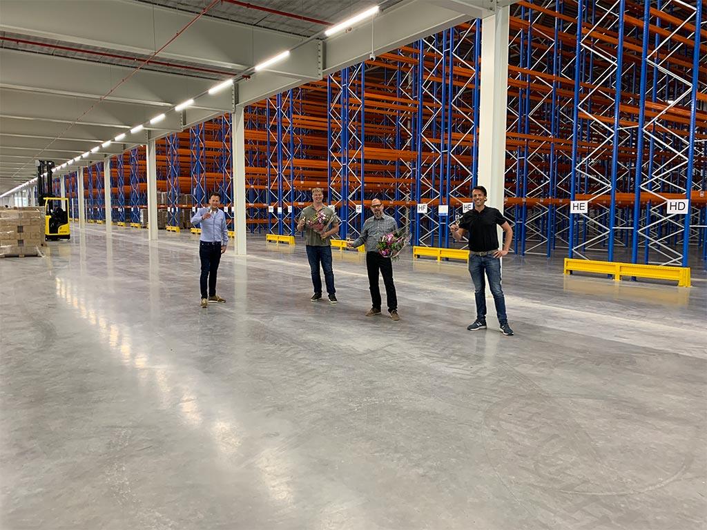 Warehouse Doelwijk Waddinxveen