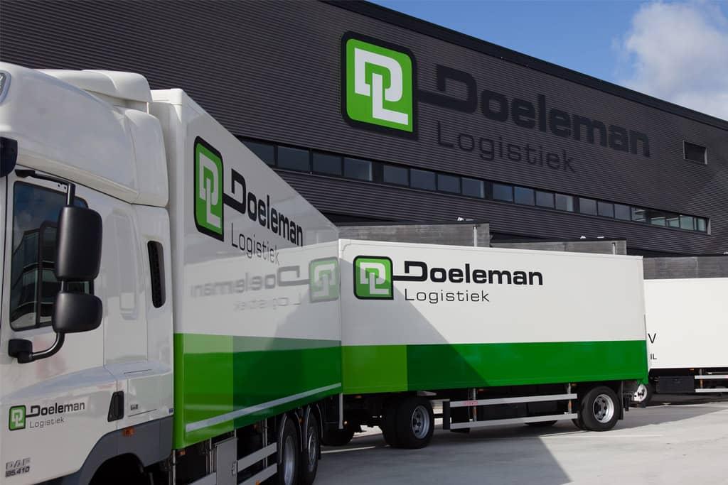 Doeleman Logistiek Waddinxveen