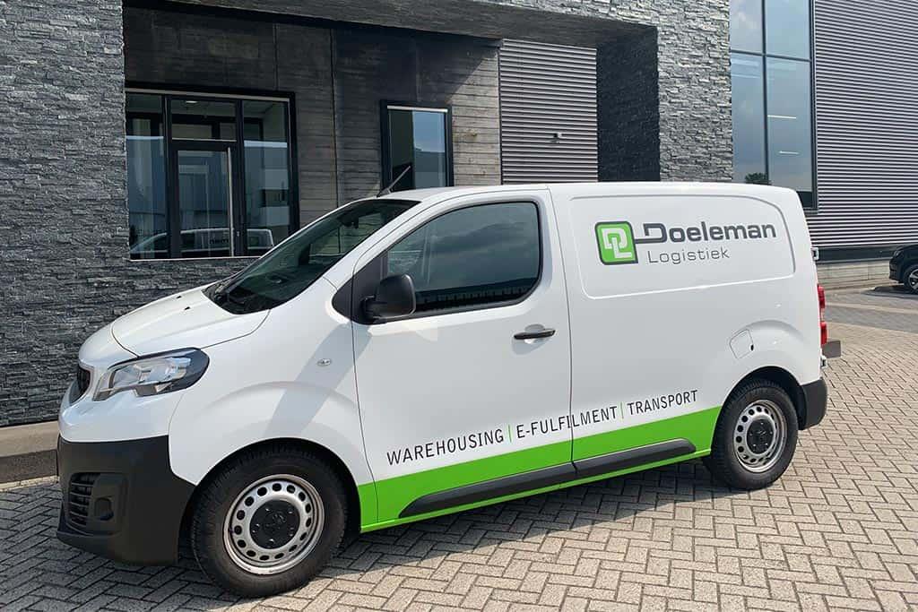 Transport en verzending Doeleman Logistiek Waddinxveen